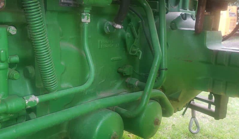 John Deere 4560 MFWD full