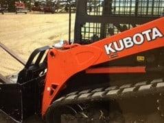 2017 KUBOTA SVL 75-2 TRACK SKIDSTEER full
